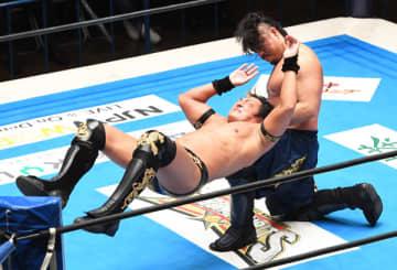 【新日本】タイチ  後藤洋央紀との実力者対決で…NJC初戦敗退「俺だけ何もねえってか」