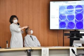 深紫外線LEDがコロナ変異株も「不活化」することを実験で確認、発表した宮崎大の研究チーム