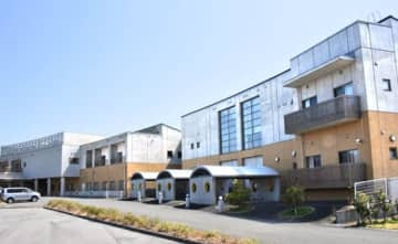 Jヴィレッジスタジアムに隣接する柊寮。選手の生活の場で育成の拠点になる