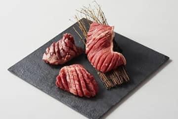 焼肉トラジが銀座三越の精肉店と初コラボ、名物の厚切り肉が自宅で味わえる