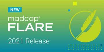 エクセルソフト、ヘルプオーサリングツールの最新版「MadCap Flare 2021」 画像