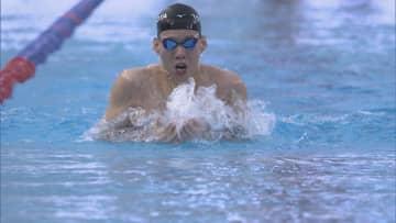 競泳・渡辺選手 東京五輪出場ならず 恩師「準決勝の泳ぎできれば…」 大分県