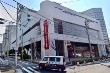 コナミスポーツ社(グーグルストリートビューから)