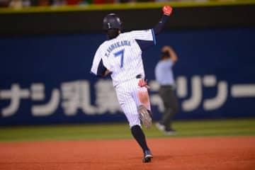 現役引退を発表した石川雄洋氏【写真提供:横浜DeNAベイスターズ】