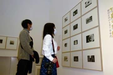 植田正治写真美術館 1970年代の代表作集め企画展