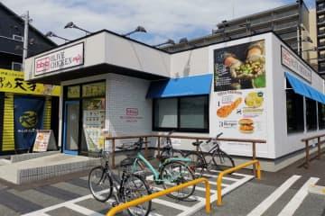 ワタミのチキン店『BBQオリーブチキンカフェ』が超人気 KFCと比較すると 画像
