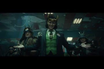 マーベル『ロキ』最新予告映像でロキが新しいパワーを披露! 画像