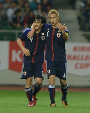 本田圭佑は「同じホンダではない」  以前代表で対戦したアゼルバイジャン選手が酷評