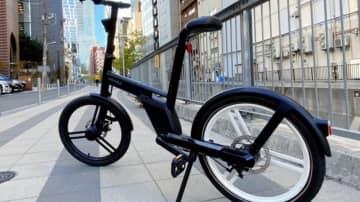 """チェーンなし""""電動自転車""""が日本上陸で大人気…カッコいいデザインだけどどうやって進む?仕組みを聞いた 画像"""