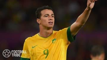 元ブラジル代表FWレアンドロ・ダミアン、J1川崎と契約延長へ!古巣復帰の噂再燃も… 画像