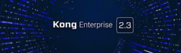 エクセルソフト、「Kong Enterprise 2.3」発売 サービスコネクティビティを提供 画像
