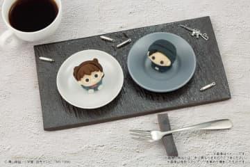 【セブン】コナンくんと赤井さんの和菓子がめちゃカワ。2つ並べたい。 画像
