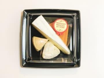 これひとつでワイン一本空くわ…。成城石井の「チーズアソート」が本気出してた。 画像
