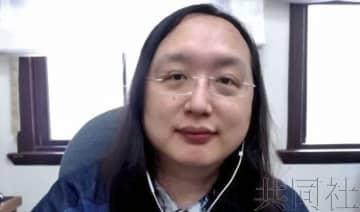 台湾IT政策负责人分享抗疫经验 指出答疑重要性 画像