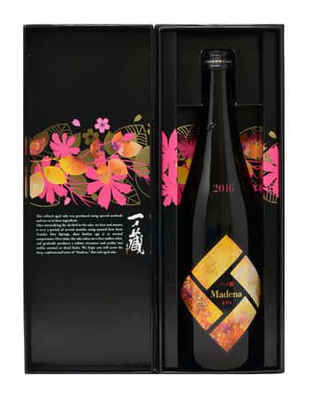 宮城県・一ノ蔵の温泉熱熟成酒「一ノ蔵Madena」がフェミナリーズ世界ワインコンクール日本酒部門 熟... 画像