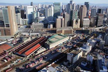 ニュース画像:海山川、鉄道に船に旅客機…大阪に行ったら必ず上りたい場所