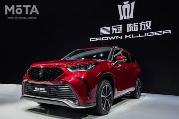 トヨタ 新型クラウンクルーガー(新型クラウンSUV:新型ハイランダー兄弟車)[上海モーターショー2021出展(中国仕様車)]