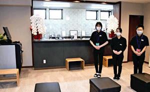 双葉町中野地区に開業したビジネスホテルARM双葉