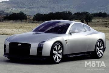 日産 GT-Rコンセプト 2001年東京モーターショー