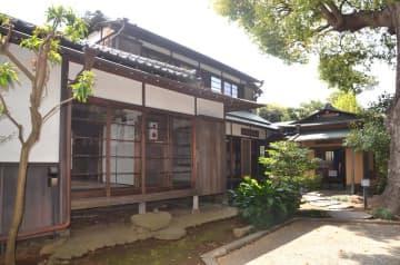 黒田長成の別邸として建設された清閑亭=小田原市南町