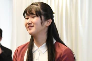 愛子さまは今年12月に20歳を迎えられる /(C)JMPA