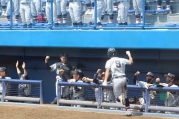 【高校野球】千葉学芸が17安打で選抜出場の専大松戸を破り県初V プロ注目57発・有薗が先制打