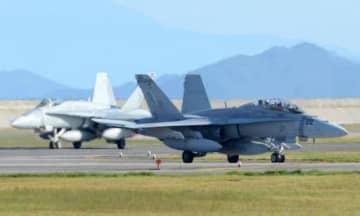 FA18ホーネット戦闘攻撃機