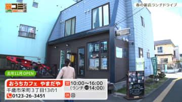 春の新店ランチドライブ 旅コミ北海道 画像