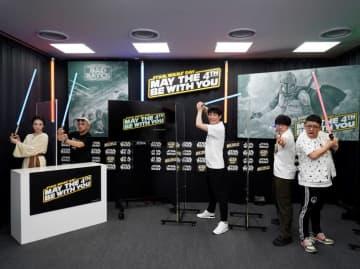『スター・ウォーズの日』に麒麟川島とミキがトレンド入り挑戦! 「ヨーダの教えを聞いてへん」