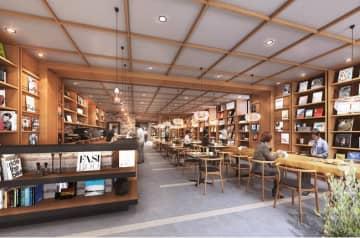 「ランプライトブックスホテル札幌」、6月3日開業  画像