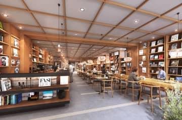 読書のためにデザインされた「本の世界を旅するホテル。」札幌すすきのに誕生 画像