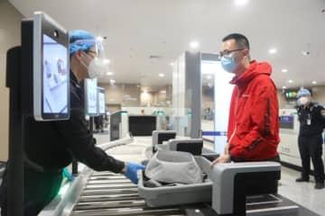 ニュース画像:ハルビン空港、スマート保安検査の導入で効率が80%アップ―中国