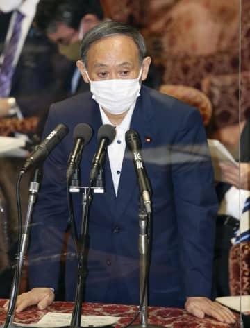首相、緊急宣言の責任「全て私」 枝野氏、専門家に転嫁と非難 画像