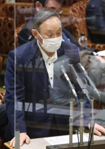 日本のコロナ「さざ波」「五輪中止とか笑笑」内閣参与の発言、任命した菅首相に国会で追及 画像