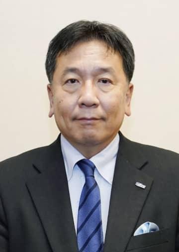 枝野氏、病床逼迫で大阪知事非難 維新幹事長の発言に「反撃」 画像