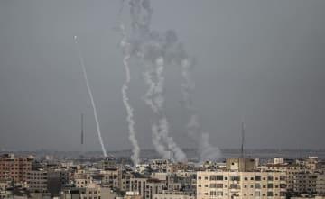 ガザ空爆で20人死亡、9人子供 イスラエル、ロケット弾への報復 画像