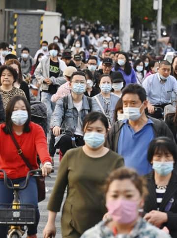 中国の人口、14億1千万人に 国勢調査、少子高齢化対策が急務 画像