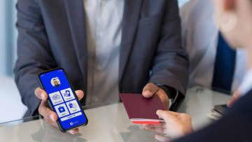 ニュース画像:ANA、デジタル証明書アプリ「IATAトラベルパス」の実証実験を羽田=ホノルル・ニューヨーク線...