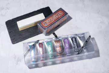 歯磨き粉だと思ったらチーズケーキでした!MARVIS<マービス>とのコラボ宿泊プラン登場 画像