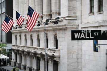 NY株続落、473ドル安 インフレ懸念、不安連鎖 画像