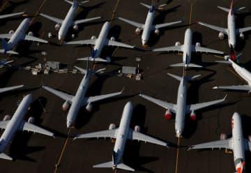 ニュース画像:米ボーイング、4月の737MAX引き渡しが4機に減少