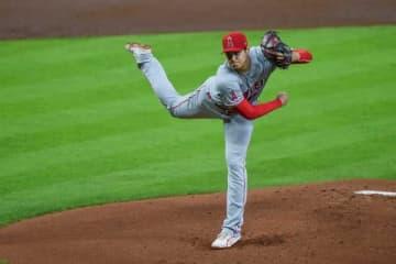 【MLB】大谷翔平、制球安定の7回1安打1失点10Kに指揮官も満足 「見事だ、そう思うだろ?」 画像