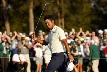 松山英樹がマスターズ覇者として1カ月ぶり参戦 予選はジョン・ラーム、前回大会覇者との注目組 画像