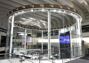 東証大幅続落、461円安 米株安が逆風、アジア株安も重荷 画像