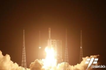ニュース画像:中国、宇宙ステーションへ補給船打上げ - 宇宙飛行士滞在に向けた準備進む