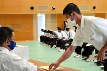 木更津総合・山中 父、兄に続く聖地へ「出場したい気持ちは強い」