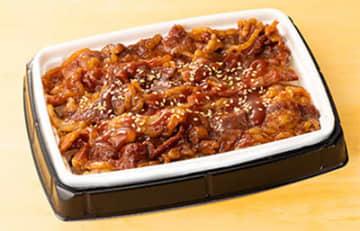 """ローソンから""""専門店""""の焼肉弁当、「焼肉トラジ」とコラボ"""