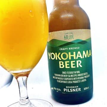 【ペアリング】「横浜ビール ピルスナー」に「やわらかアーモンド」と説く。その心は!?