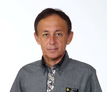玉城デニー沖縄県知事