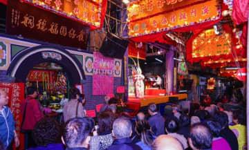 中国の無形文化財リストに新規登録されたマカオの土地神信仰のイメージ(写真:ICM)